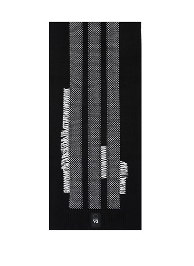 Y-3 Atkı Siyah